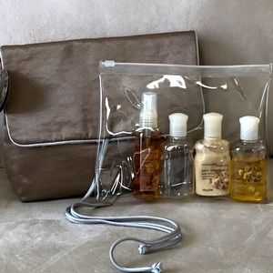 Bath and Body Works Warm Vanilla Sugar Vintage Set